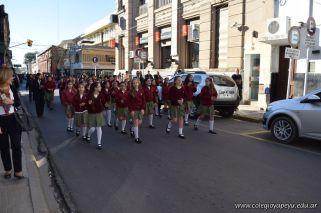 Festejo de Cumpleaños y Desfile en Homenaje a San Martin 121