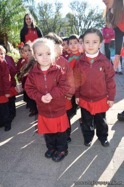 Festejo de Cumpleaños y Desfile en Homenaje a San Martin 128
