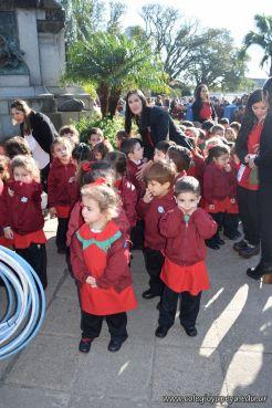 Festejo de Cumpleaños y Desfile en Homenaje a San Martin 133