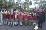 Festejo de Cumpleaños y Desfile en Homenaje a San Martin 136