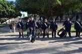 Festejo de Cumpleaños y Desfile en Homenaje a San Martin 143