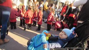 Festejo de Cumpleaños y Desfile en Homenaje a San Martin 15