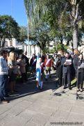 Festejo de Cumpleaños y Desfile en Homenaje a San Martin 151