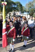 Festejo de Cumpleaños y Desfile en Homenaje a San Martin 157