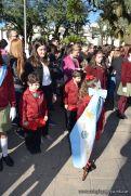 Festejo de Cumpleaños y Desfile en Homenaje a San Martin 159
