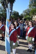 Festejo de Cumpleaños y Desfile en Homenaje a San Martin 160