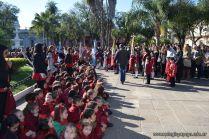 Festejo de Cumpleaños y Desfile en Homenaje a San Martin 169