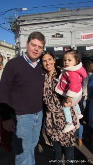 Festejo de Cumpleaños y Desfile en Homenaje a San Martin 17