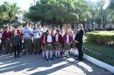 Festejo de Cumpleaños y Desfile en Homenaje a San Martin 172