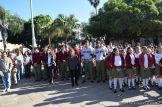 Festejo de Cumpleaños y Desfile en Homenaje a San Martin 173