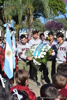 Festejo de Cumpleaños y Desfile en Homenaje a San Martin 179