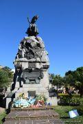 Festejo de Cumpleaños y Desfile en Homenaje a San Martin 186