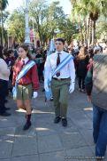 Festejo de Cumpleaños y Desfile en Homenaje a San Martin 187