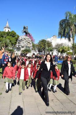 Festejo de Cumpleaños y Desfile en Homenaje a San Martin 191