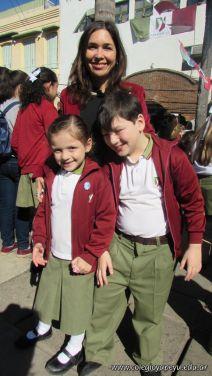 Festejo de Cumpleaños y Desfile en Homenaje a San Martin 197