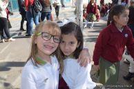 Festejo de Cumpleaños y Desfile en Homenaje a San Martin 205