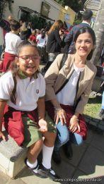 Festejo de Cumpleaños y Desfile en Homenaje a San Martin 207