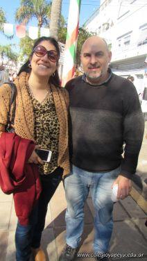Festejo de Cumpleaños y Desfile en Homenaje a San Martin 210