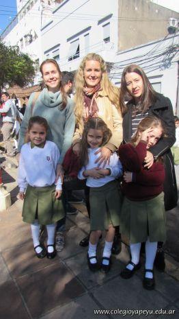 Festejo de Cumpleaños y Desfile en Homenaje a San Martin 211