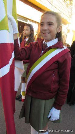 Festejo de Cumpleaños y Desfile en Homenaje a San Martin 22