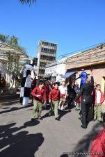 Festejo de Cumpleaños y Desfile en Homenaje a San Martin 224