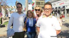 Festejo de Cumpleaños y Desfile en Homenaje a San Martin 238
