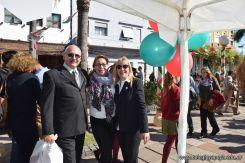 Festejo de Cumpleaños y Desfile en Homenaje a San Martin 275