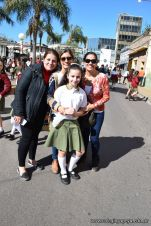 Festejo de Cumpleaños y Desfile en Homenaje a San Martin 282