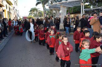 Festejo de Cumpleaños y Desfile en Homenaje a San Martin 32