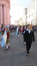 Festejo de Cumpleaños y Desfile en Homenaje a San Martin 58
