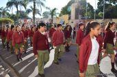 Festejo de Cumpleaños y Desfile en Homenaje a San Martin 86