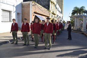 Festejo de Cumpleaños y Desfile en Homenaje a San Martin 99
