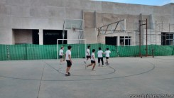Hermosa tarde a puro deporte en el campo deportivo 3