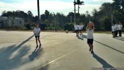 Hermosa tarde a puro deporte en el campo deportivo 6
