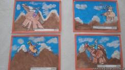 Pintando el cruce de los Andes 106
