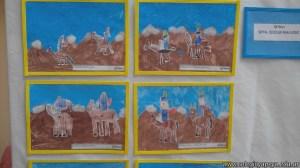 Pintando el cruce de los Andes 113
