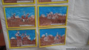 Pintando el cruce de los Andes 114
