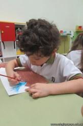 Pintando el cruce de los Andes 12