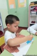 Pintando el cruce de los Andes 14