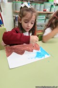 Pintando el cruce de los Andes 15