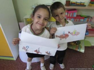 Pintando el cruce de los Andes 35