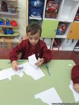 Pintando el cruce de los Andes 46