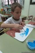 Pintando el cruce de los Andes 7