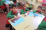 Pintando el cruce de los Andes 70