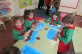 Pintando el cruce de los Andes 73