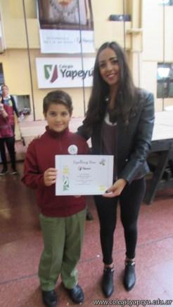 Certificados Spelling Bee 11