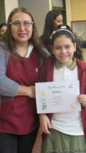Certificados Spelling Bee 14