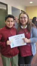 Certificados Spelling Bee 20