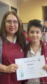 Certificados Spelling Bee 5