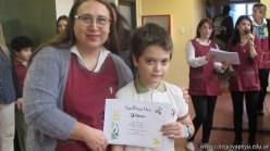 Certificados Spelling Bee 7